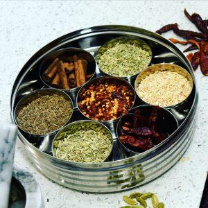 Spice Range